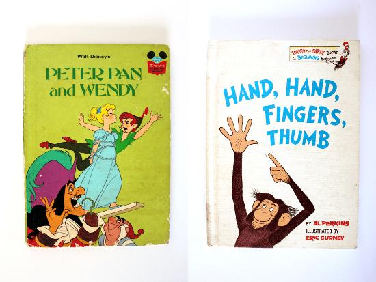 peter pan hands hands