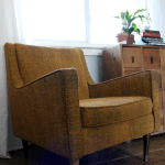 A New Tweed Chair
