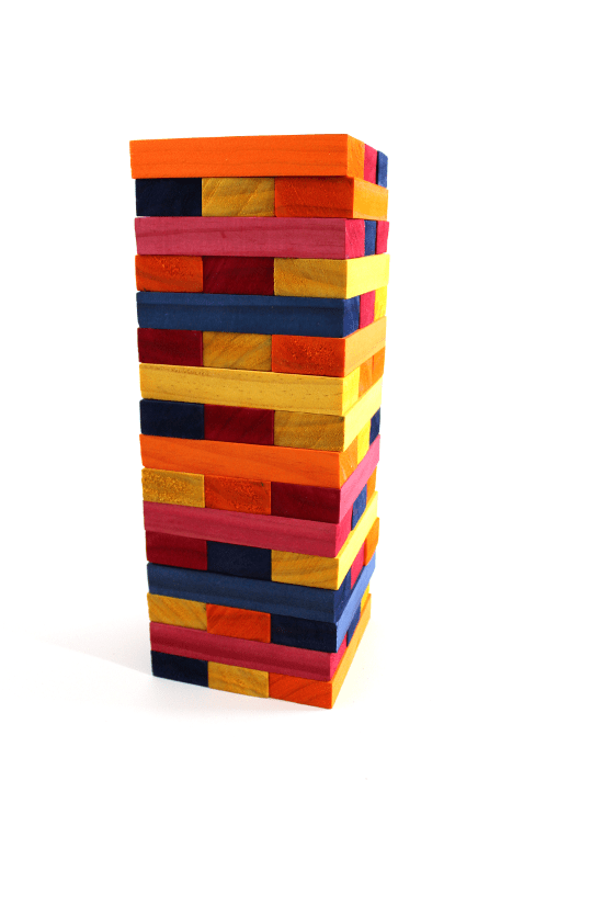 3-jenga tower