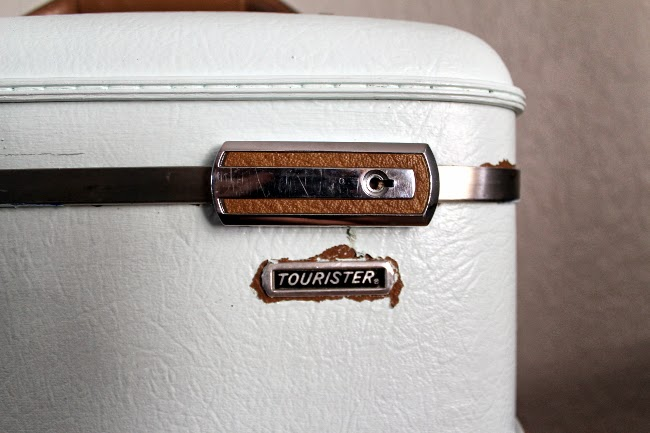 Travel Case Paint Chipped