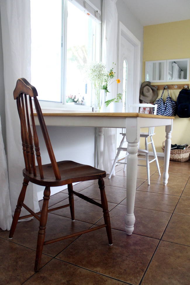 Dining Table Turning It Home