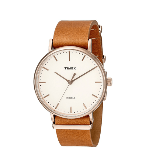 timex-leather-watch