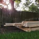 The Backyard Shed: Actual, Real Life Progress