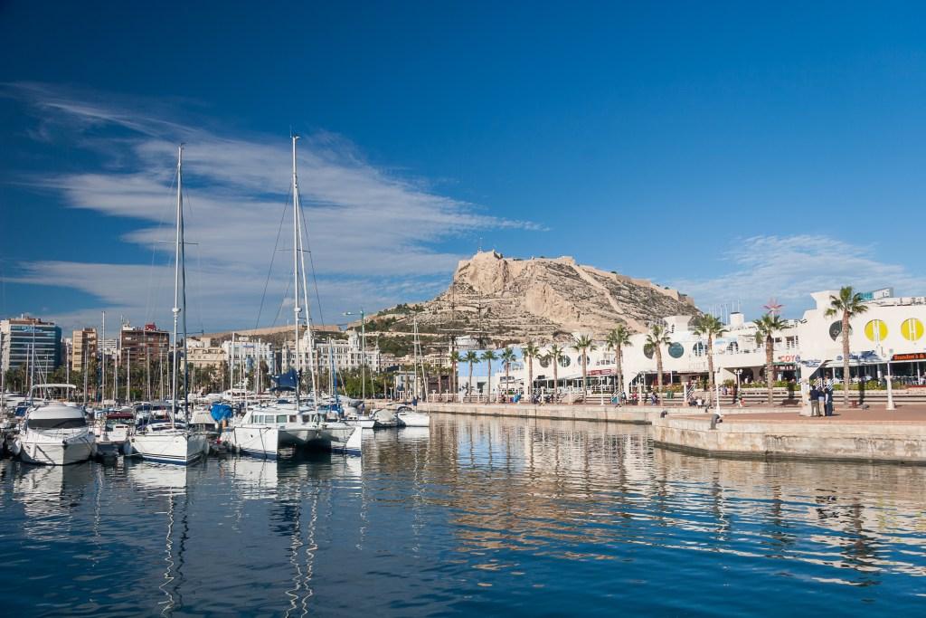 Alicante short break