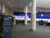 BA south lounge gatwick review