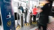 BA automated boarding gates