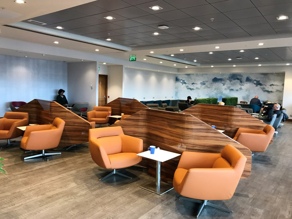 New DAA lounge Dublin T1