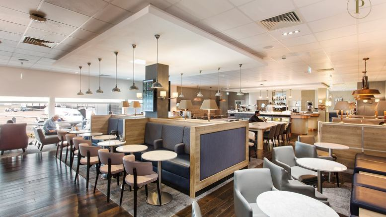 Aspire London Heathrow T3 lounge review