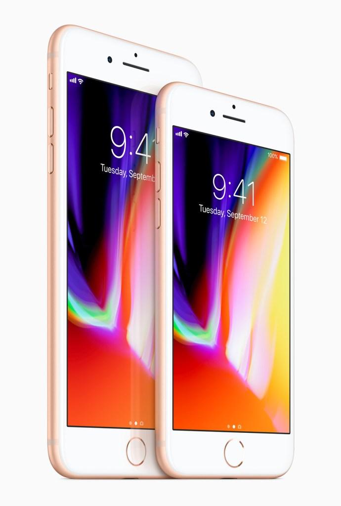 iPhone 8 avios