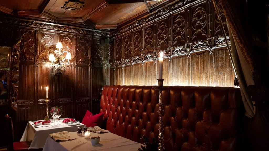 The Witchery Hotel review