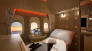 Emirates new B777 first suite