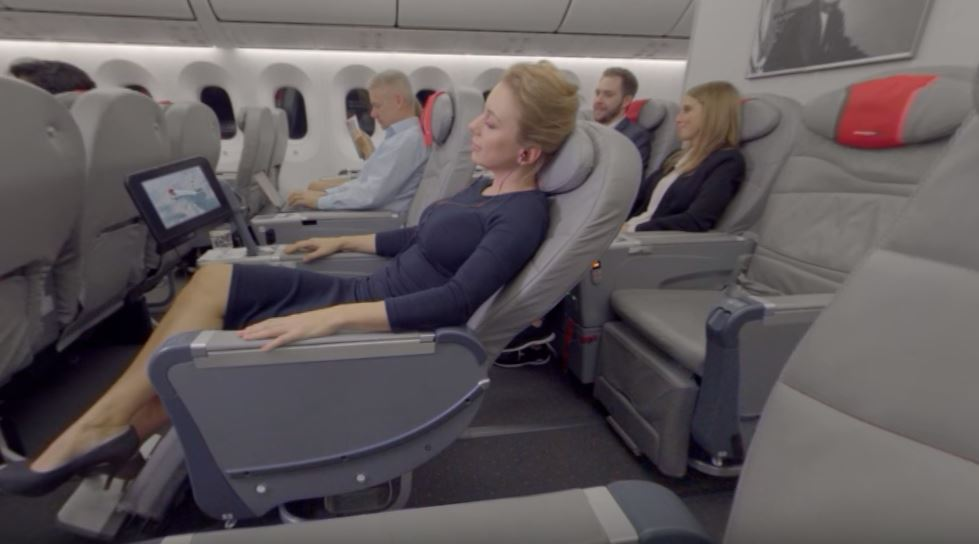 Norwegian Have Decided To Increase The Size Of The Cabins On Their New  B787 9 And Will Now Have 56 Seats. This Means That Legroom Will Reduce To  43u2033.