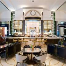 Corinthia Hotel London - Turning Left