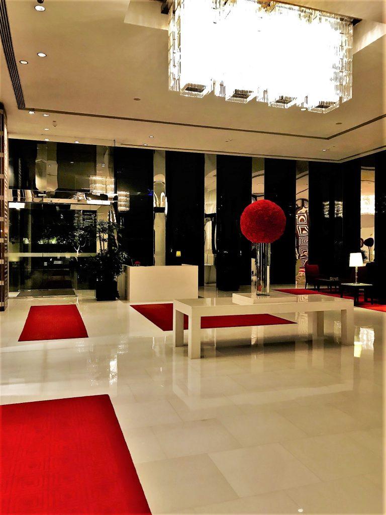 Oberoi Hotel Gurgaon Review In Delhi India Turning Left