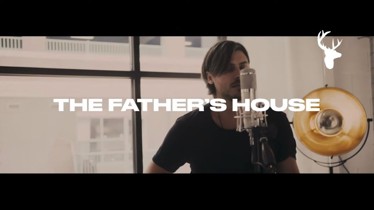 "Cory Asbury – ""The Father's House"" (acoustic)"