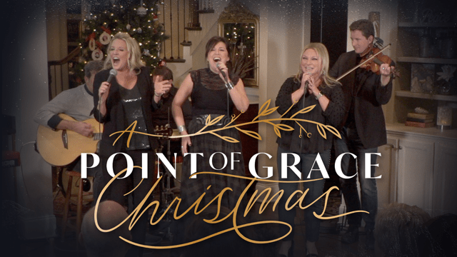 POINT OF GRACE CELEBRATES 20 YEARS OF BELOVED CHRISTMAS RECORDINGS WITH FIRST-EVER HOLIDAY SPECIAL