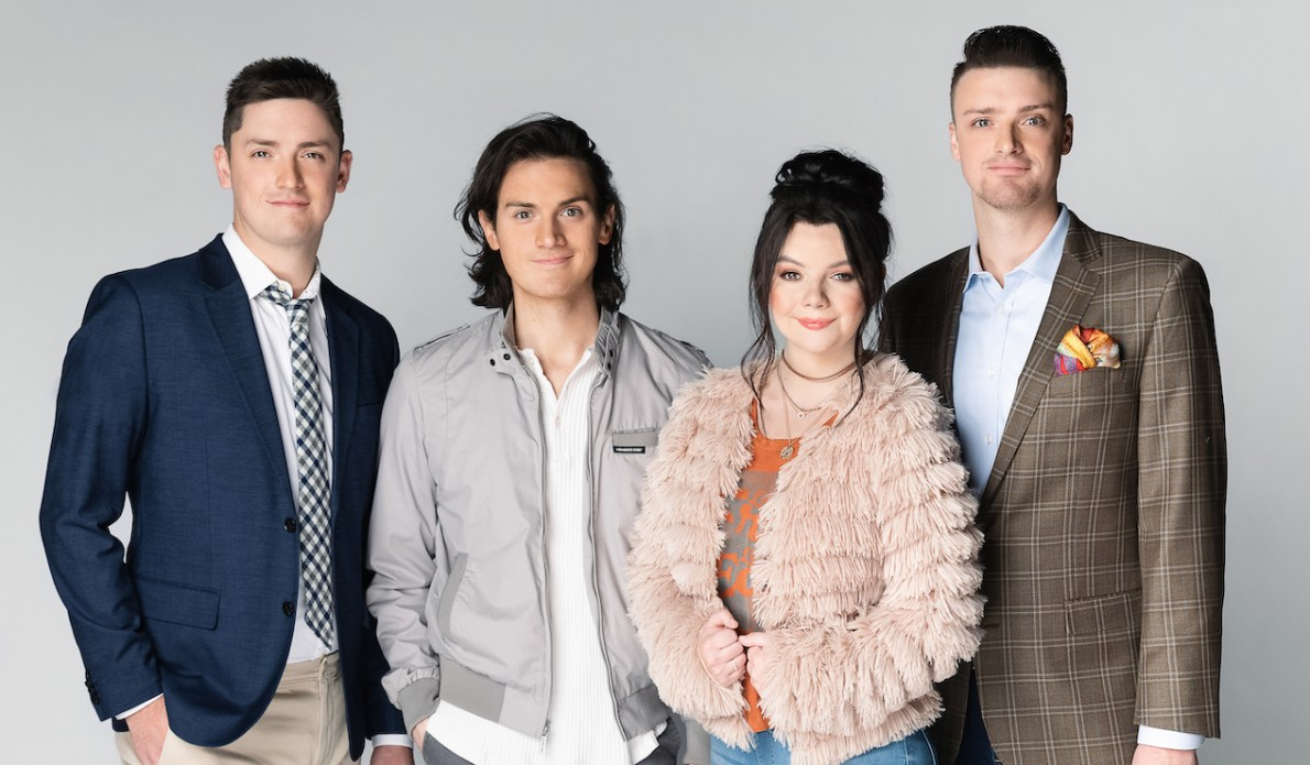 THE ERWINS' HIGHLY ANTICIPATED 'THIS IS LOVE' BOWS TODAY AS DEBUT SINGLE IMPACTS RADIO