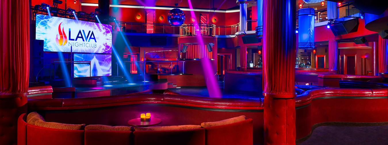 Nightlife Lounges  Turning Stone Resort Casino