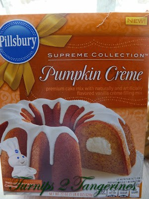 Pillsbury Creme Cake Mix Recipe