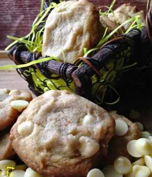 Lemon Chip Sugar Cookies