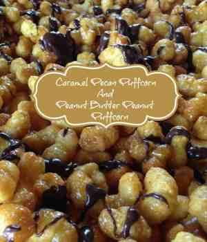Two Delicious Puffcorn Recipes