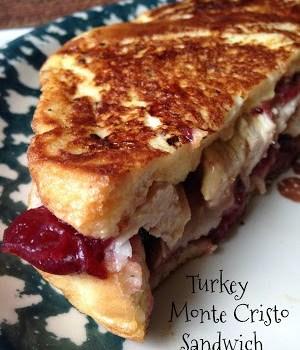 Turkey Monte Cristo Sandwich