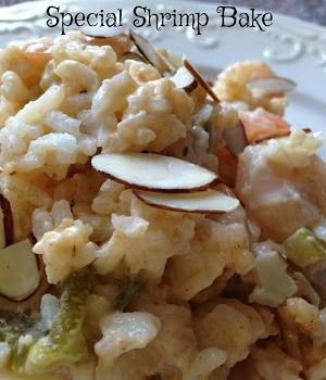 Special Shrimp Bake