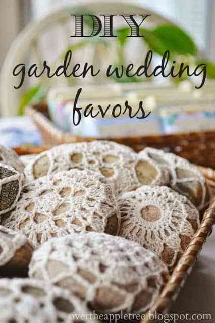 weddings, crochet