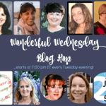 Wonderful Wednesday Blog Hop #226