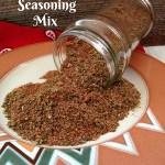 Southwestern Seasoning Mix