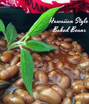 Hawaiian-Style Baked Beans