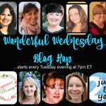 Wonderful Wednesday Blog Hop #236