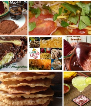 Favorite Cinco de Mayo Dinners and Treats
