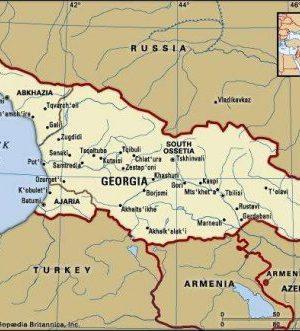 Georgian Baklava or Pakhlava