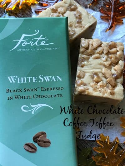 white chocolate coffee