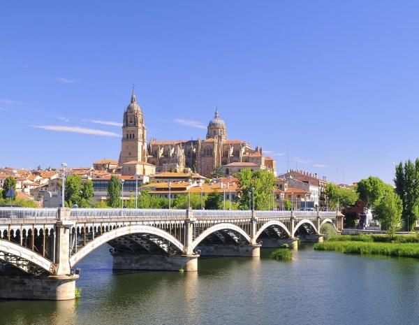 Budget Travel In Salamanca Spain - Turnipseed