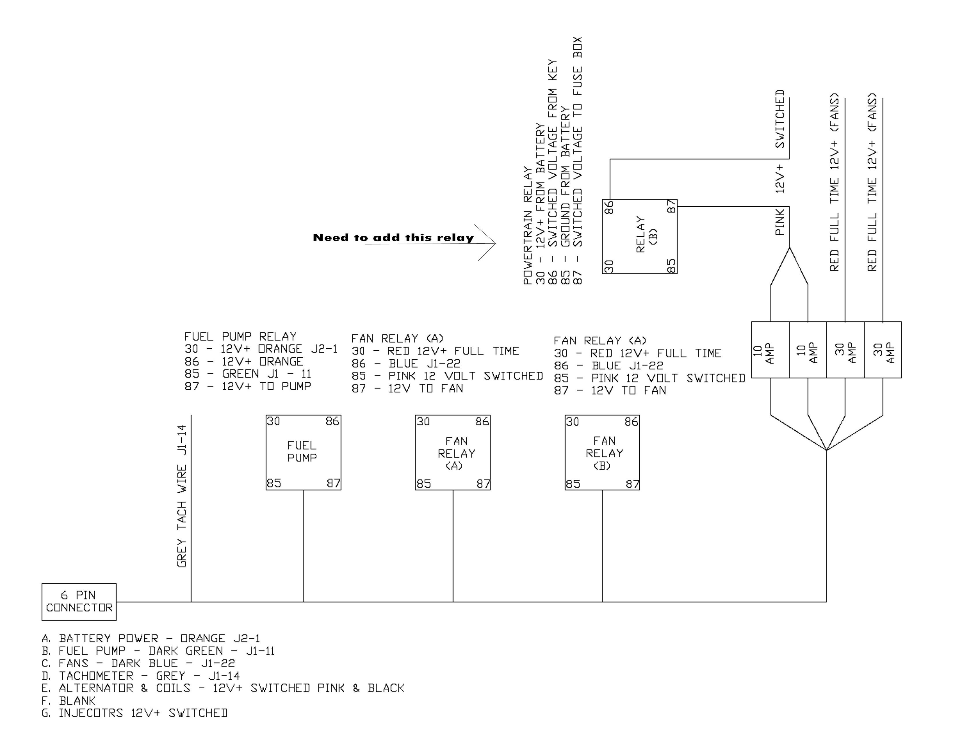 mefi 4 wiring harness diagram ls1 wiring diagram LS1 Wiring Schematic mefi 4 wiring harness diagram ls1 wiring diagrammefi 4 wiring diagramtechnical information painless 65104 mefi 4