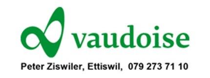 Hauptsponsor Vaudoise