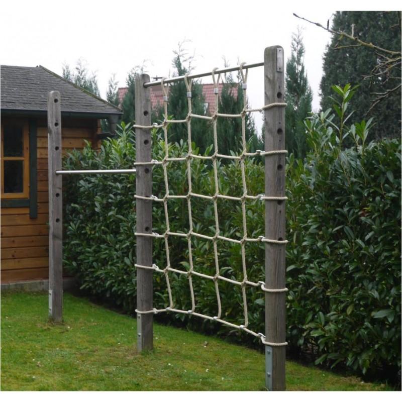 Einfach Turnreck Reckstange Für Ihre Kinder Im Garten