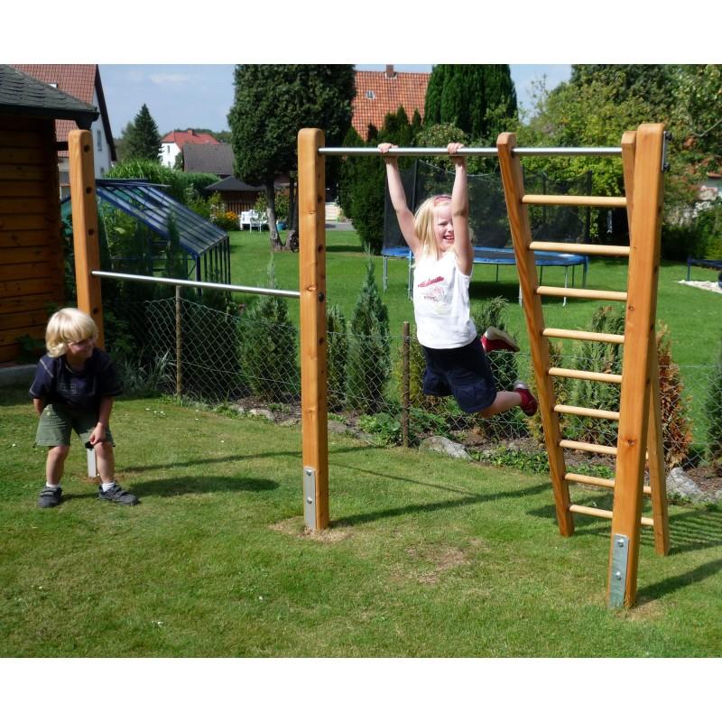Doppel Turnreck Reckstangen Für Ihre Kinder Im Garten