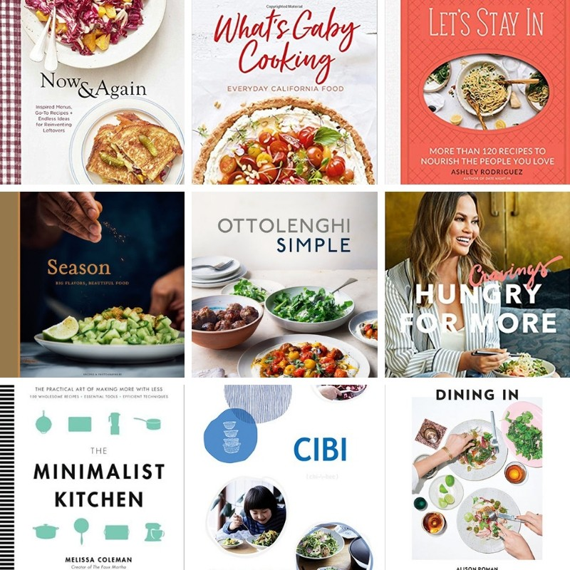 9 cookbook gifts for