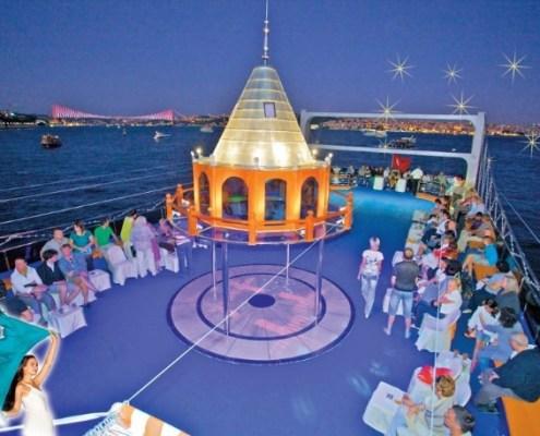 reveillon à Istanbul diner du nouvel an