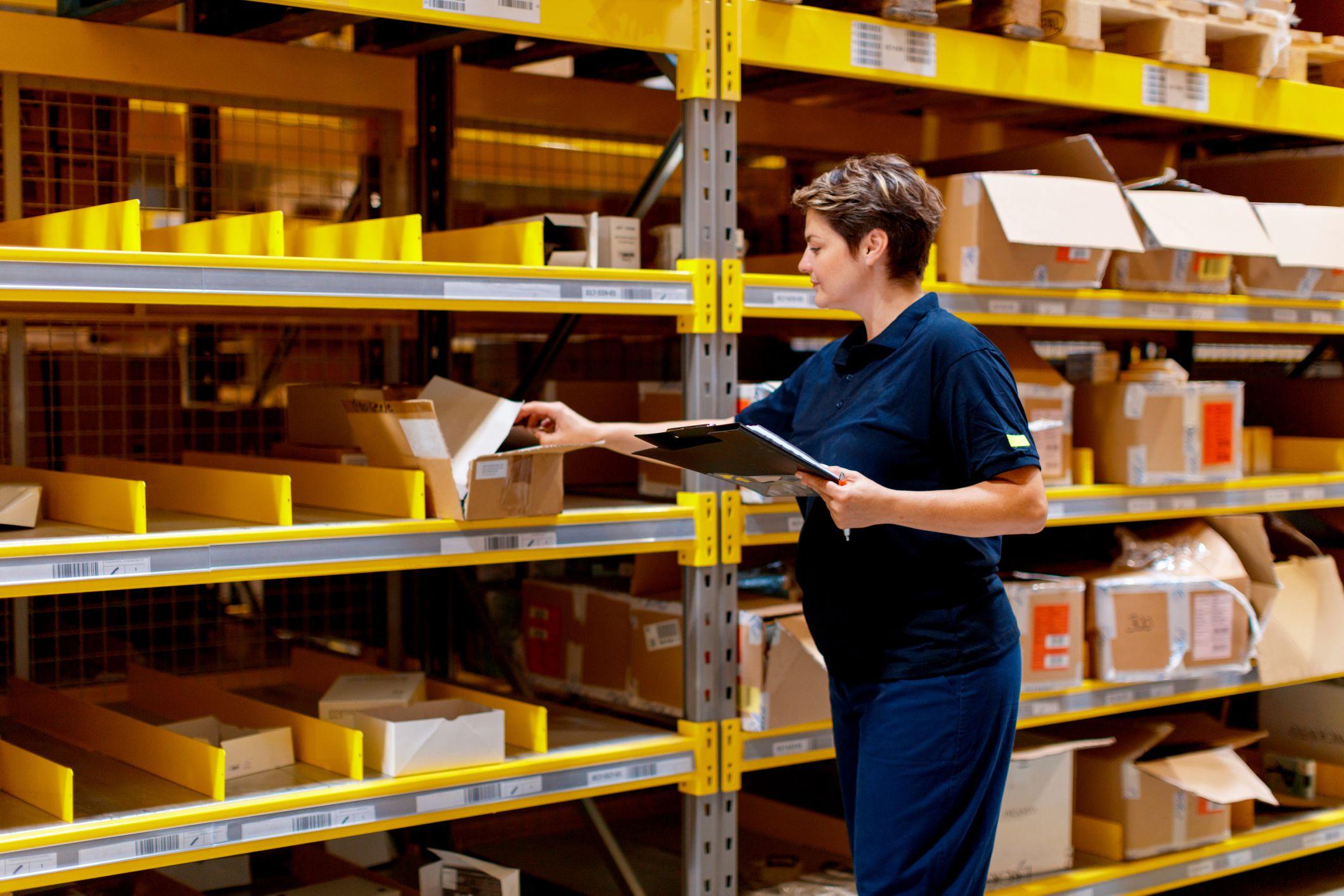Maintenance Storeroom Management–Layout & Design Solutions | Turtle & Hughes