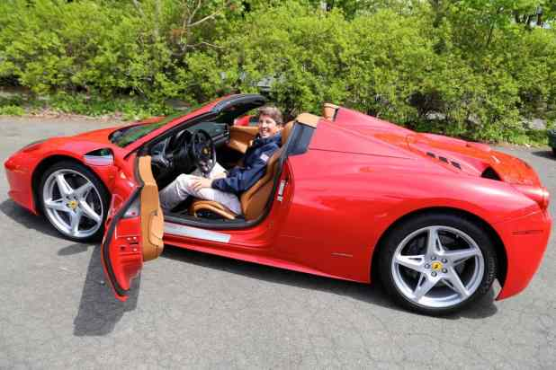 The Ferrari 458 Spyder If You Have Means I Highly Recommend Picking One Up