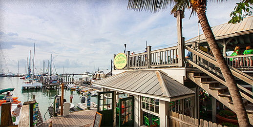 Fish Restaurant Key West