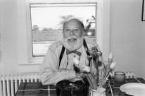 Henry Geldzahler in Southhampton