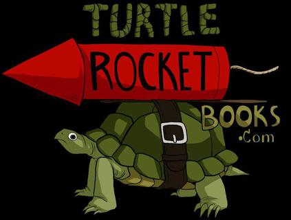 turtle rocket books