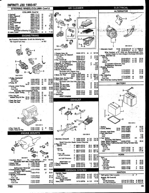 small resolution of 1993 infiniti j30 engine diagram wiring diagram manual rh stock markets co 1998 infiniti g20 1993