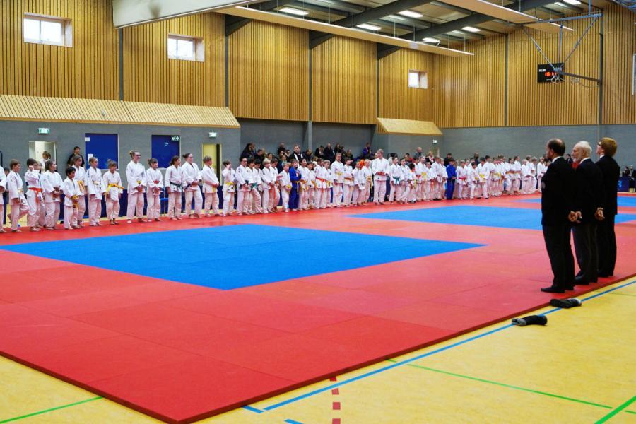 Bild von Stephan Klimmeck Judoka beim X-mas Cup