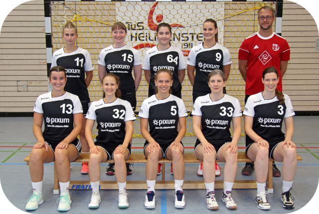 2. Damenmannschaft